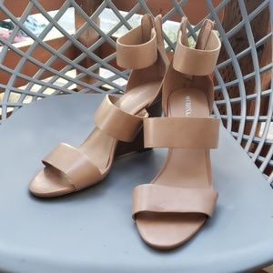 Merona Nude wedges